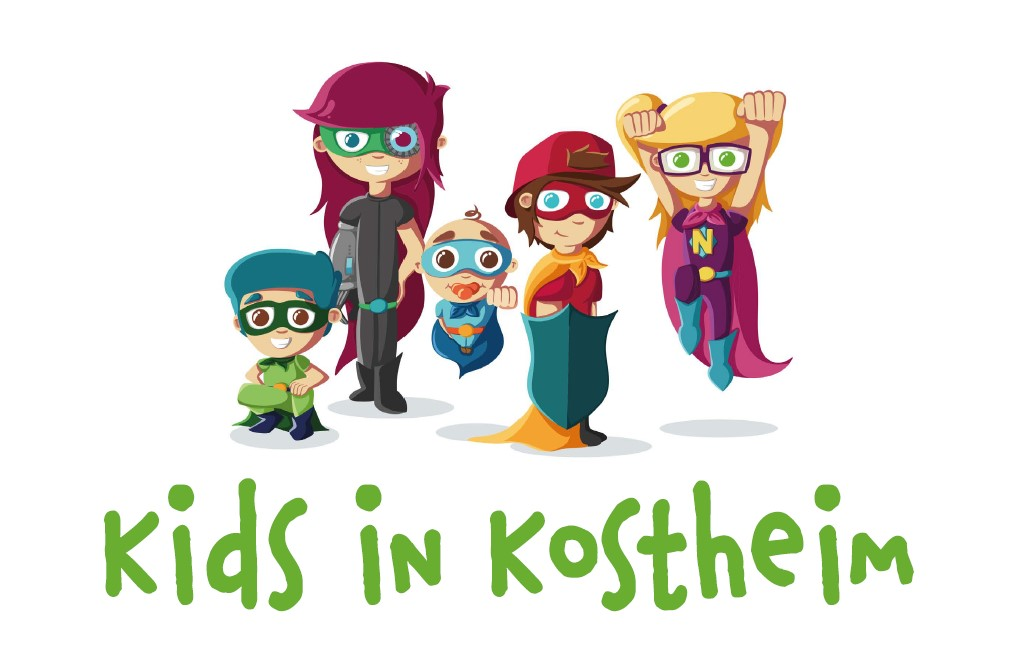 Kids in Kostheim – Superhelden